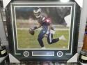 Jalen Hurts Philadelphia Eagles Signed 16x20 Framed Photo JSA