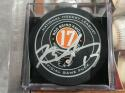 Rod Brindamour Philadelphia Flyers Signed Official Retirement Puck COA