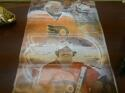 Bernie Parent Philadelphia Flyers Signed  Banner COA 2