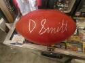 Devonta Smith Philadelphia Eagles Signed Official NFL Football Beckett COA