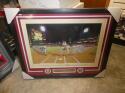 Charlie Manuel/Joe Girardi Phillies/Yankees 2009 World Series framed Print JSA