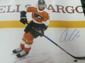 Oskar Lindblom Philadelphia Flyers Signed 16x20 Photo COA  2