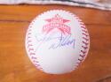 Glenn Wilson Philadelphia Phillies signed 1985 All Star game Baseball COA