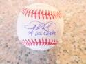 Doug Mientkiewicz Red Sox/Twins/Mets  signed  OLB Baseball COA Inscription