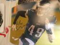Alex Singleton Philadelphia Eagles Signed 8x10 Photo COA 3