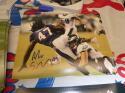 Alex Singleton Philadelphia Eagles Signed 8x10 Photo COA 5