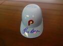 Larry Bowa Philadelphia Phillies Signed  Throwback Mini Ice Cream Helmet COA