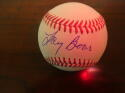 Larry Bowa Philadelphia Phillies Signed  offical major league
