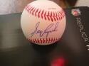 Greg Luzinski Philadelphia Phillies/White Sox Signed OLB Baseball COA