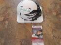 Jason Kelce Philadelphia Eagles Signed Lunar Eclipse Mini Helmet JSA