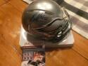 Brandon Graham Philadelphia Eagles Signed Flash Mini Helmet COA JSA
