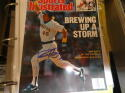 Rob Deer Milwaukee Brewers Signed 8x10 Sports Illustrated Photo COA
