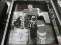 Tom Bladon Philadelphia Flyers Signed 16x20  Photo COA  Stanley Cup