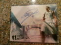 Dirk Nowitzki Dallas Mavericks Signed 8x10 Photo COA  2