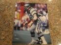 Bill Bergey Philadelphia Eagles Signed 8x10 Photo COA 3