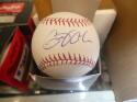 Gerrit Cole  New York Yankees Signed MLB Baseball JSA