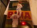 Aaron Rowand Philadelphia Phillies Signed 8x10 Photo COA  The Catch